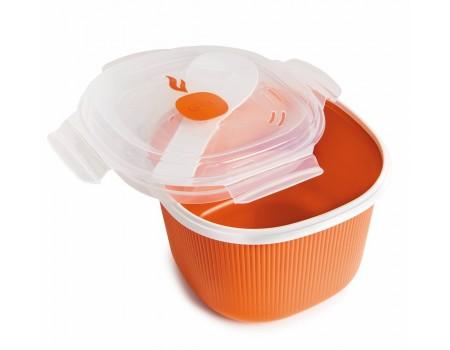 MICROWAVE - pojemnik do gotowania ryżu i kaszy 2,7L (Gift Box)