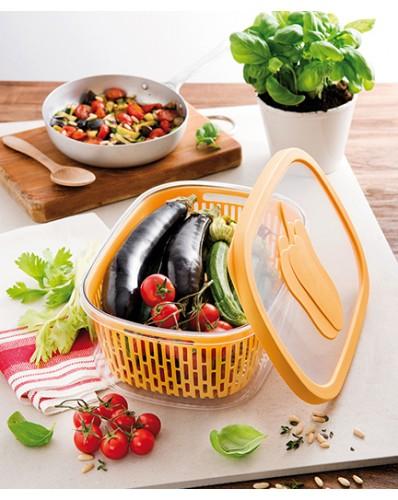 AROMA VEGETABLES - pojemnik do przechowywania warzyw 4L