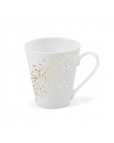 LaNova - kubek Galaxy 300ml - cone magic (gold)