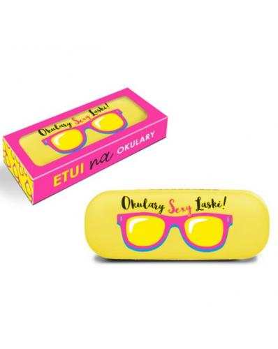 Etui na okulary - Okulary sexy laski!