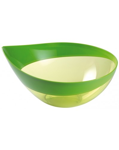 ELITE - miska do sałaty Ø 28cm zielona