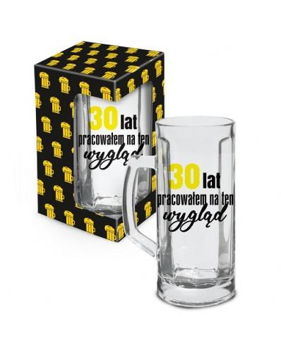MĘSKI RESET - kufel do piwa 500ml - 30