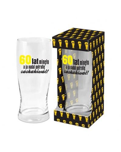 MĘSKI RESET - szklanka do piwa 500ml - 60