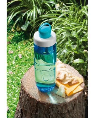 WATER TO GO - butelka 0,7L niebieska