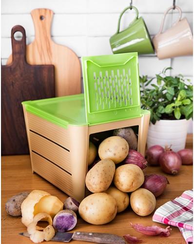 KITCHEN - pojemnik do przechowywania warzyw