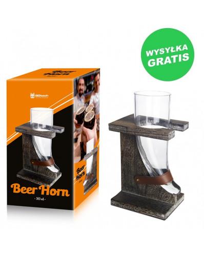 RÓG - szklanka na stojaku 560ml