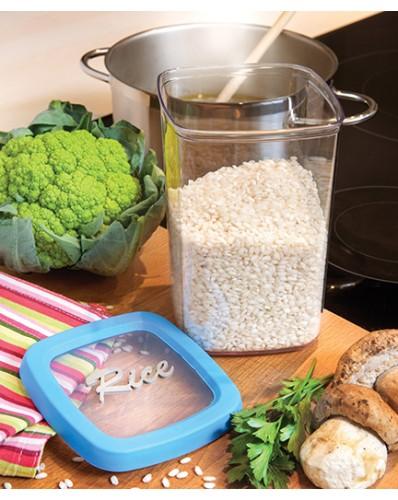 AROMA - pojemnik hermetyczny 1,5L ryż