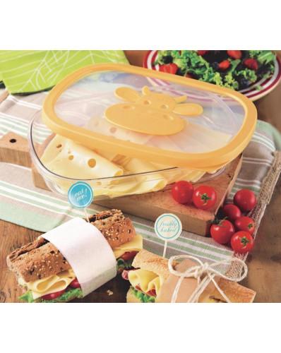 AROMA CHEESE - pojemnik do przechowywania sera 1,5L