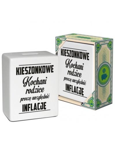 Skarbonka Kostka - Kieszonkowe
