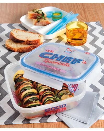 TAKE AWAY VINTAGE - lunch box 1,5L